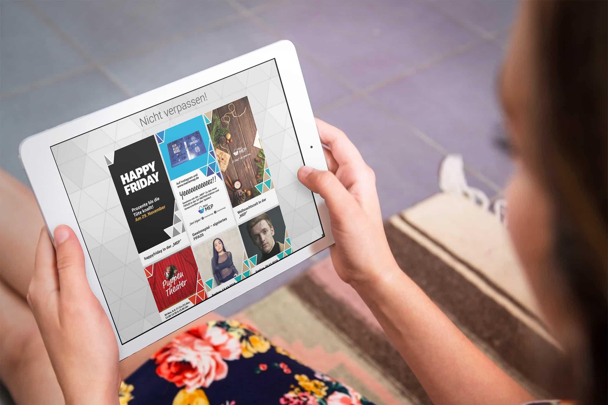 DER BUTLER Werbung und Medien in Meppen